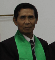 Penatua Amon P. Hutauruk