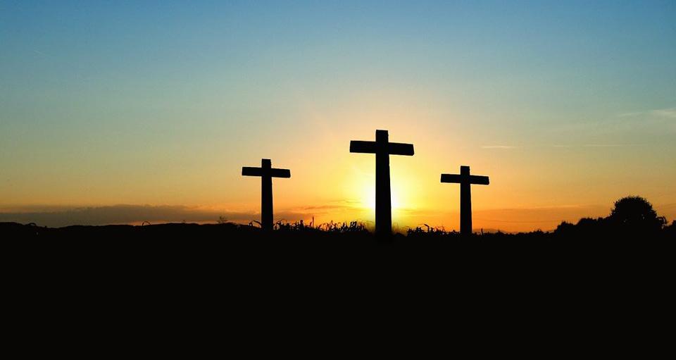 Salib di Bukit Kalvari