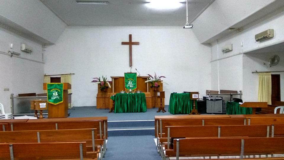 Interior GPIB SHALOM