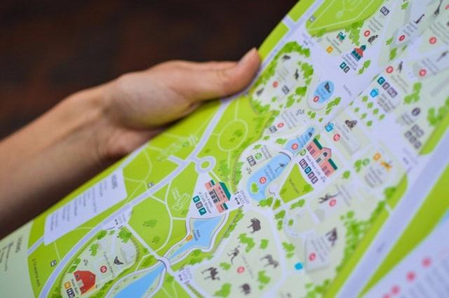 Peta Lokasi GPIB SHALOM