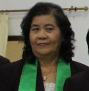 Penatua Ny. Syntje A. Rondonuwu Parengkuan