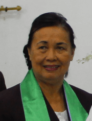Diaken Ny. Olga Elisabeth Mambu