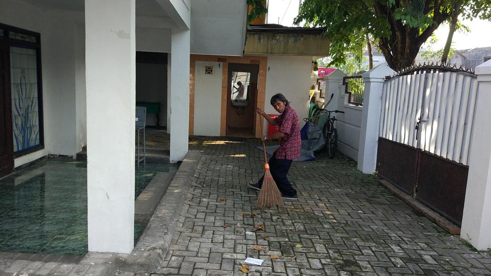 Kerja Bakti GPIB SHALOM