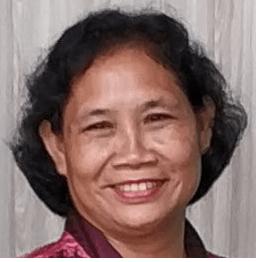 Ibu Lusia Budi Hastuti Kareho