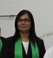 Diaken Ny. Mutiara Elisabeth Surbakti Situmorang